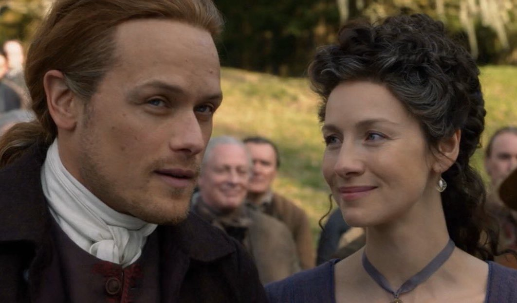 Rewatching #outlander #outlanderseason5 and may I just say, on just the 1st episode, I can definitely feel #GoldenGlobes #Emmy #PCA2021 #BestActor  #bestactress #bestsupportingactor and actresses and #bestdrama & many more awards vibe on this season?🙌🏼 very good feeling indeed!