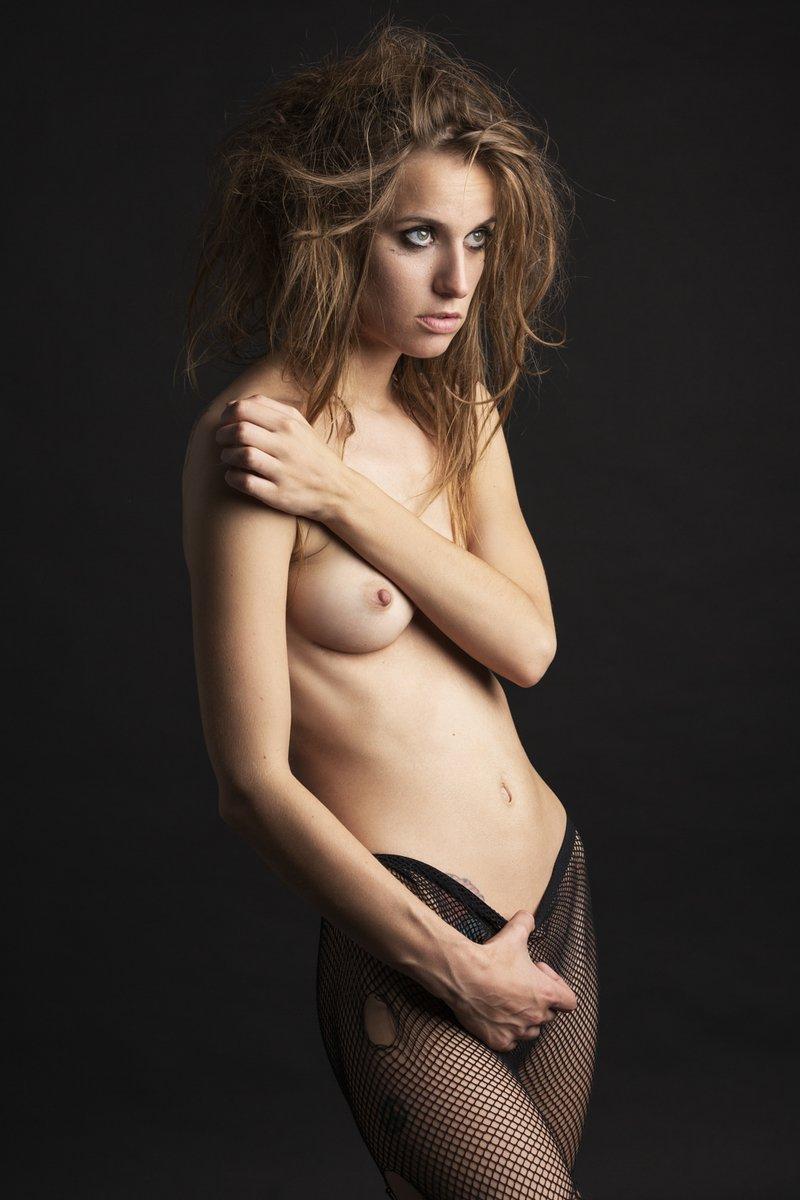 Naked photo shoot