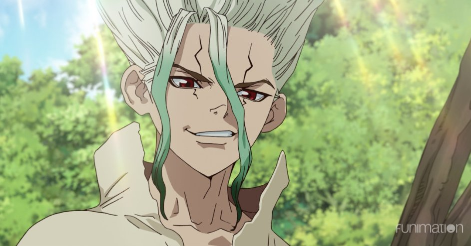 Congratulations to Senku from Dr. STONE for winning Best Protagonist! #AnimeAwards  https:// funi.to/AnimeAwards20     <br>http://pic.twitter.com/RO1LbsoGuW