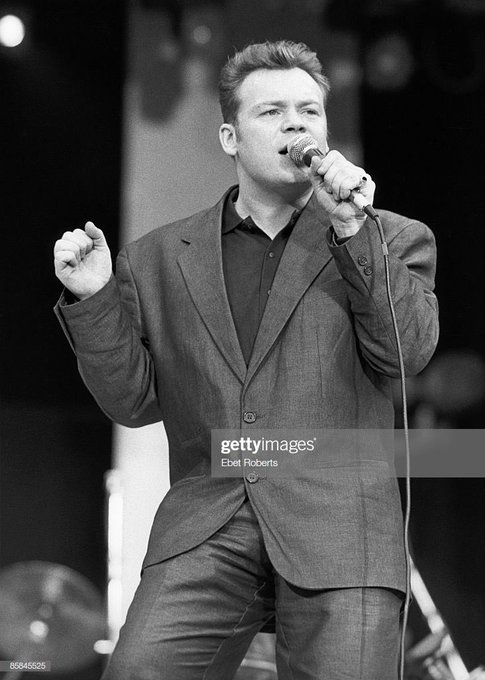 UB40 - Red Red Wine (Official Video)  via Happy Birthday lead singer Ali Campbell