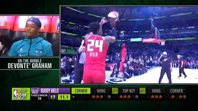 @NBALatam's photo on Buddy Hield