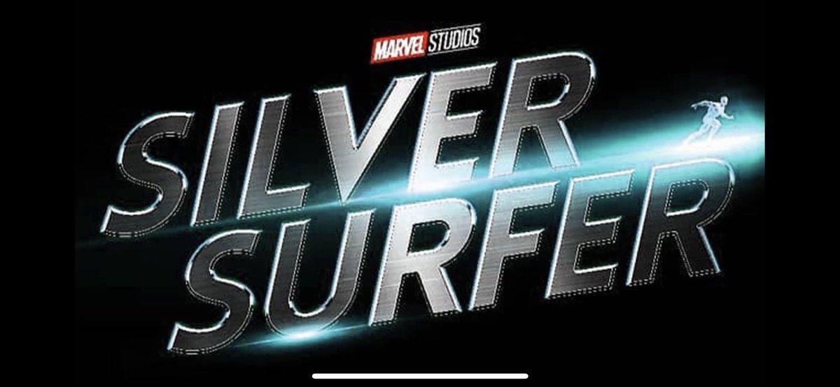 Phase 4 is looking better and better! Silver Surfer is in development! #marvelstudios #marvel #fantasticfour #silversurfer #marvelnews #AllStar2020pic.twitter.com/p3GzIJ96n7