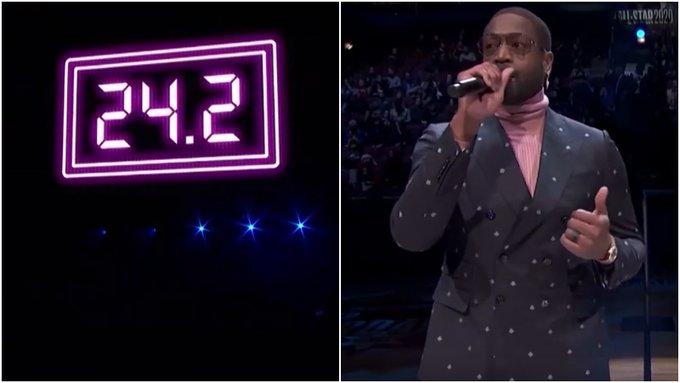【影片】全場等待24.2秒!技巧挑戰賽前韋德致敬Kobe,美媒回憶07年Kobe參賽!