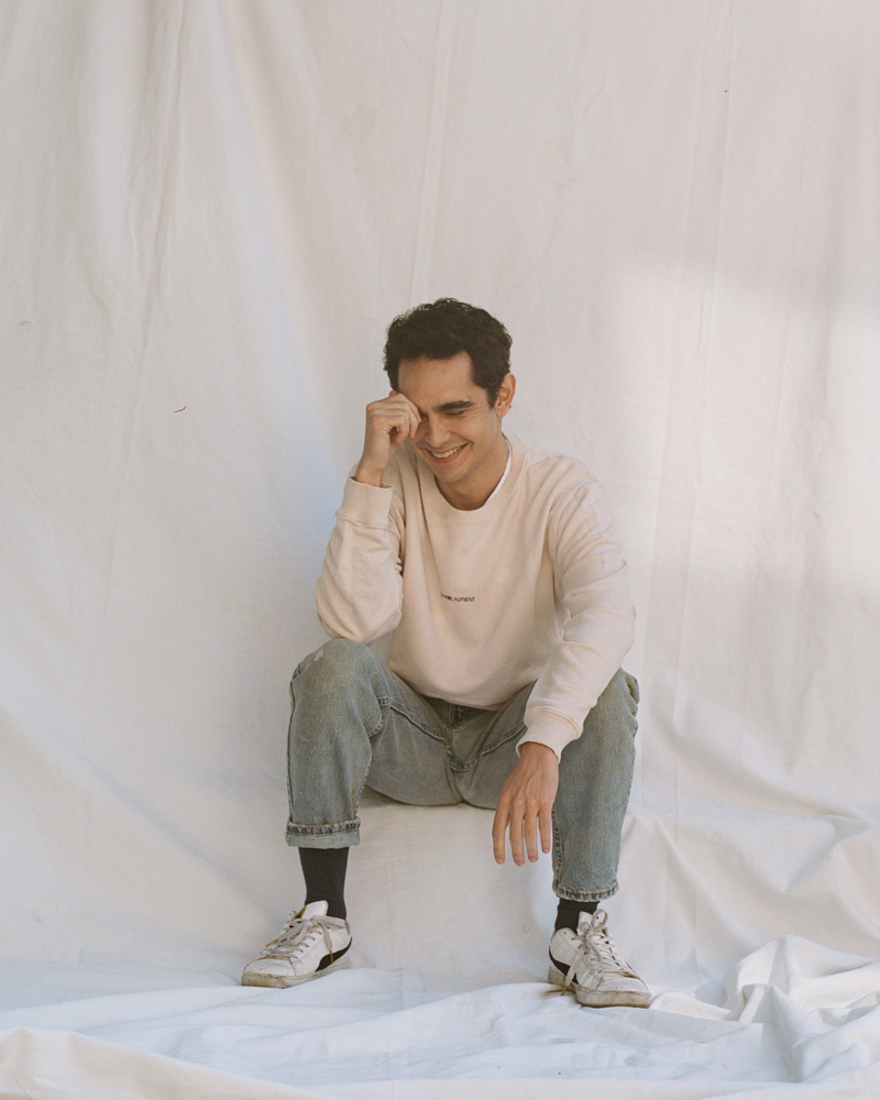 "Max Minghella says directing ""is organic to my personality."" bit.ly/31ElGHl"
