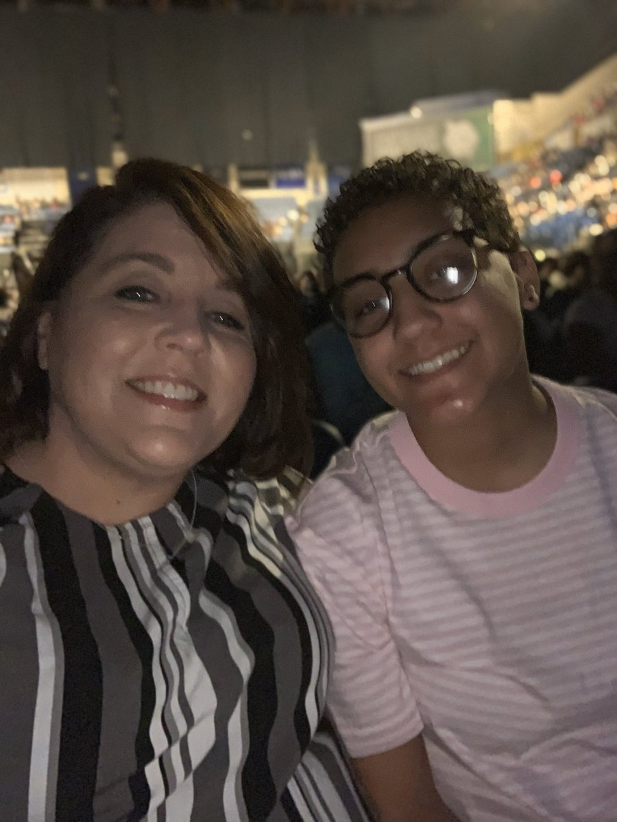 Augusta! If you didn't see @madea today-you better get tickets for tomorrow. My daughter and I had THE best time!!  @tylerperry told her she wasn't old enough to know a Keith Sweat song! DONT MISS IT. The entire cast was  great! #MadeasFarewellTour #AugustaGA #JamesBrownArena pic.twitter.com/pNjKOzb3f1