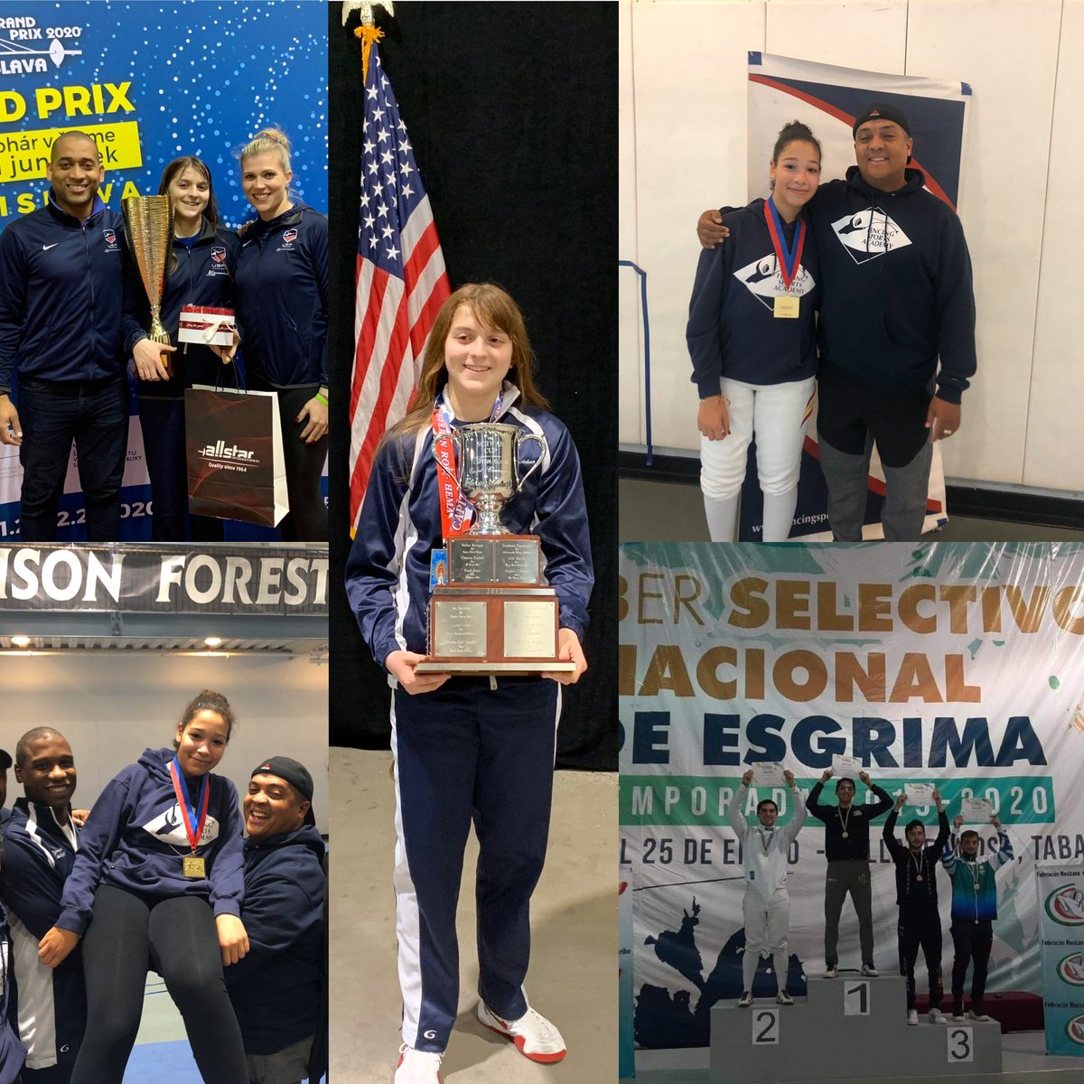 FSA is proud to announce that 3 of its fencers will be attending the Cadet and Junior World Championship in April in Salt Lake City! #competition #fencingsports #fencingtime #fairfax #USFA #fairfax #fairfaxva #fairfaxcountypic.twitter.com/pKEWyl6958