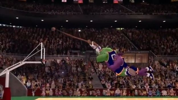 What Aaron Gordon would've had to do to win the dunk contest #ATTSlamDunk