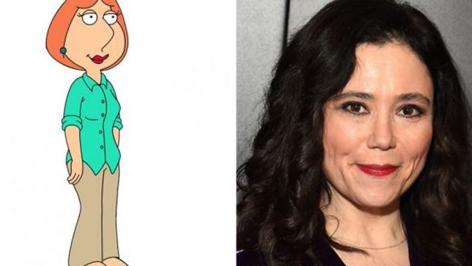 Happy 49th Birthday to Alex Borstein! The voice of Lois Griffin on Family Guy.
