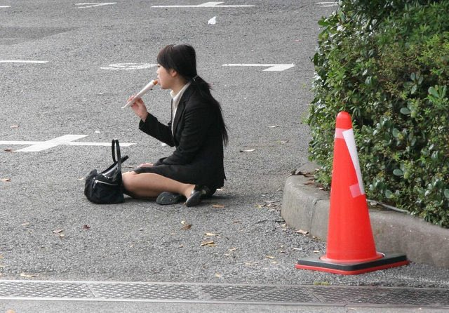 日本の就活 という作品でピューリッツァー賞獲れそう、、、