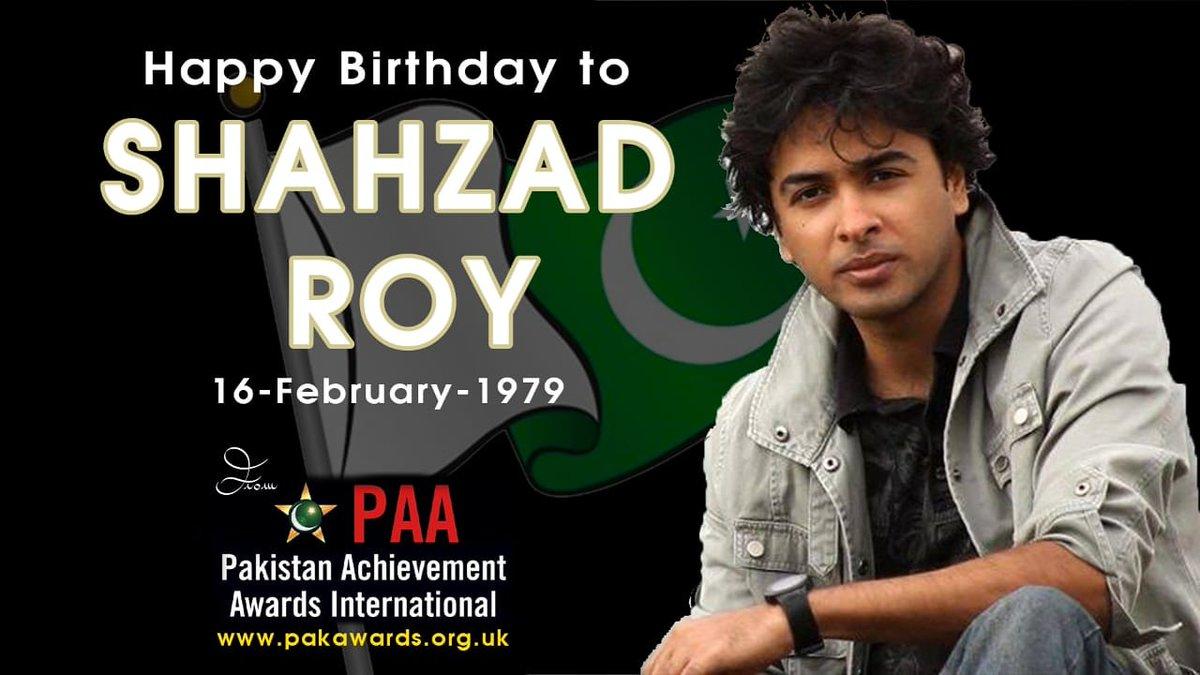 Many many #happy #returns of the #day our #star @officialshehzadroy #Bless #Family  #samaraeventsuk #Pakistan #Achievement  #Awards #International #pakistanachievementawards #PAAUK #11thPAA #paa #actress #love #fan #drama #poetry #Pakistan #London #humtv #arydigital @ShahzadRoypic.twitter.com/6O724xIrxl