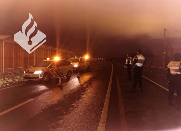 Alcoholcontrole op de Westlandroute https://t.co/xMaptbi8YD https://t.co/ASf0htzUE8