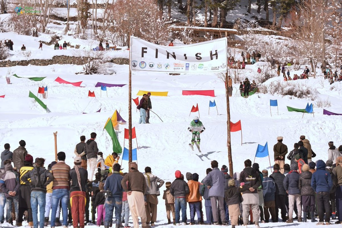 Image result for snow sports festival chitral