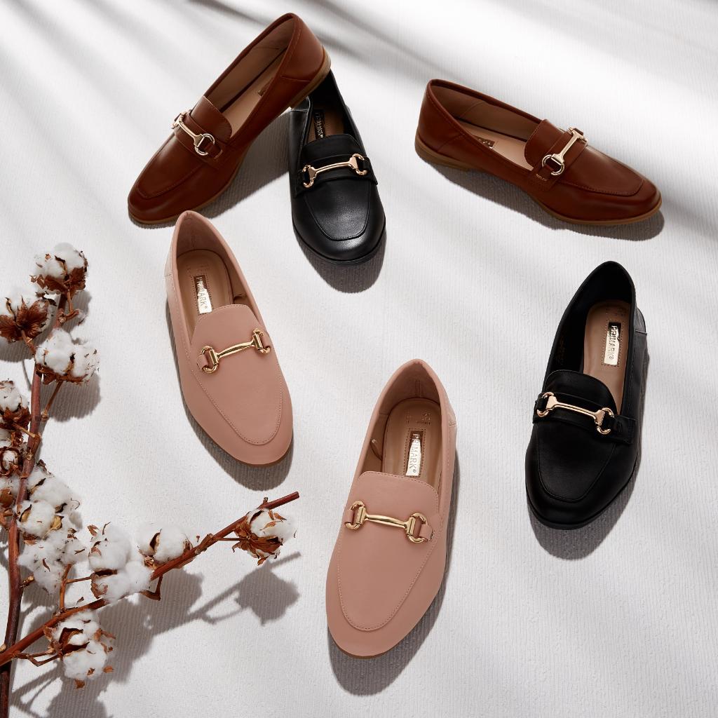 Springtime staples 🌿 Loafers £8/€11/$13 #Primark #footwear