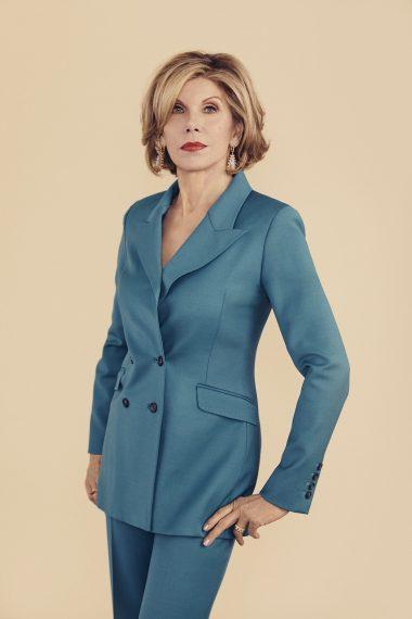#TheGoodFight #ChristineBaranski #QueenBaranski #DianeLockhart #CBSAllAccess #CBSTVStudios  : Ramona Rosales / TV Insiderpic.twitter.com/BSDu5BRspN