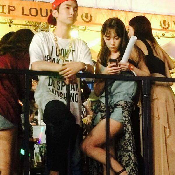 yall always talk about that that tiffany and minho mirror selca and that sooyoung and minho coach event, BUT have yall forgotten about this taeyeon and kibum moment, because I haven't <br>http://pic.twitter.com/IBPZUsRi8v