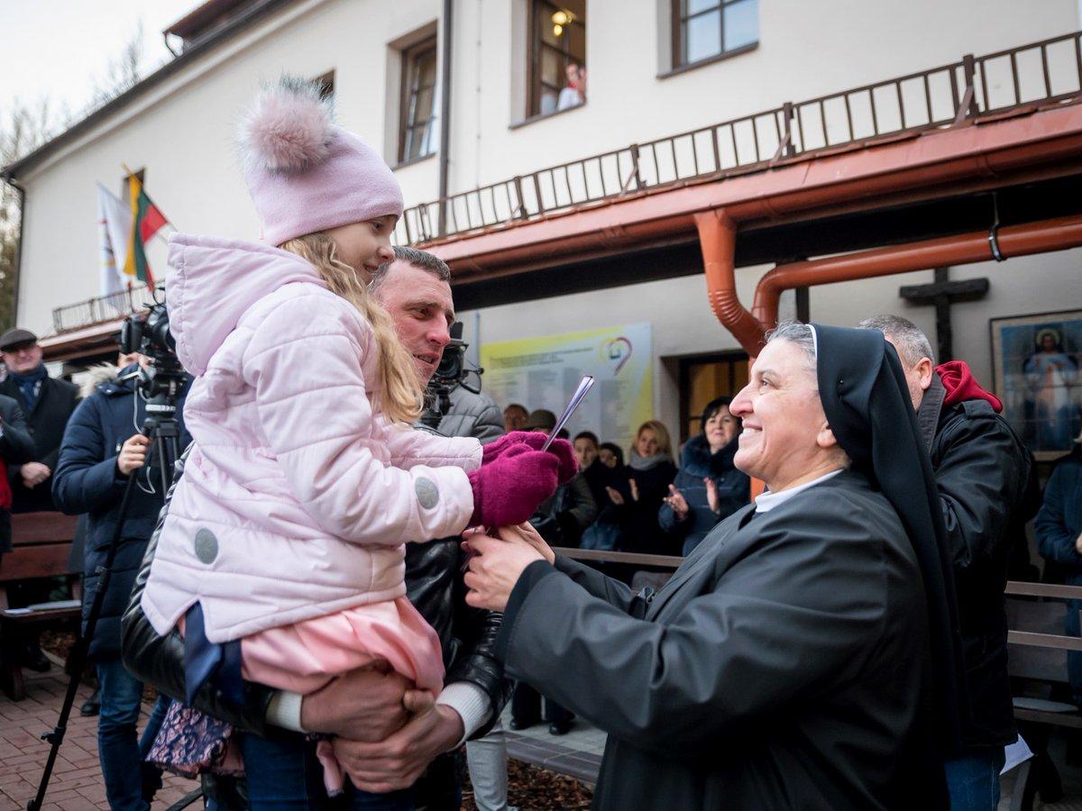 Wsparcie @orlenlietuva dla rozbudowy jedynego hospicjum na Litwie to doskonały przykład działań biznesu na rzecz lokalnych społeczności. W ciągu dwóch lat na ten cel przeznaczyliśmy 500 tys. EUR