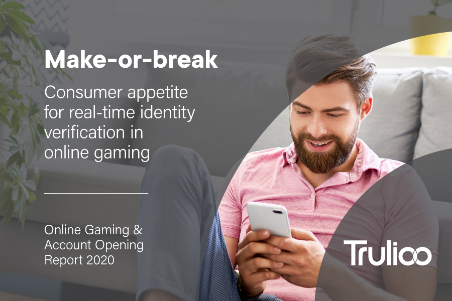 """More than three-quarters (77%) of online gamers claim the account opening process can """"make or break"""" their future relationship with a brand.  Find out why in the Online Gaming & Account Opening Report 2020.  #onlinegaming #idverification  http://ow.ly/1utT30qhPoDpic.twitter.com/PltXSzx5V4"""