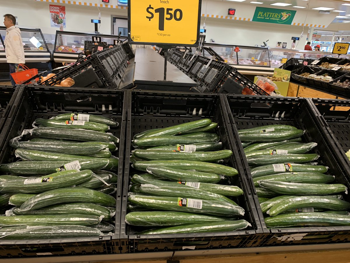 Coles Supermarkets On Twitter So Getting Rid Of Every Single Piece Of Plastic Packaging On Our Fresh Fruit And Veg Altogether Is Certainly Not The Answer It Would Actually Create More Food
