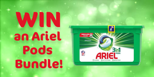 #GIVEAWAY!✨ Need a little help with your washing?🧺 We're giving ONE person the chance to #WIN an Ariel Pods bundle!  For your chance to #WIN simply - RT & FOLLOW @SaversHB 💙 UK only. Ends 17/02/20. T&C's apply:https://t.co/3jjAZsApuc https://t.co/S6O67dEjfn