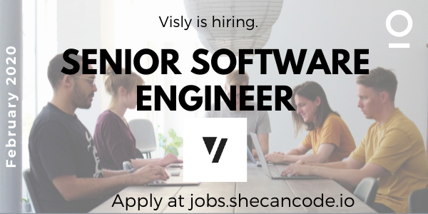 A great young start-up @Visly.app create shared spaces for developers and designers to collaborate on products are looking for #seniorsoftwareengineer to join growing team. A very exciting company with some great backers.👉http://ow.ly/D25I50yloxa #backend #fullstack #deveoper