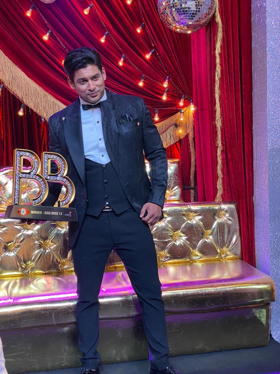 Bigg Boss 14: Winner Sidharth Shukla Charging HUGE Amount for 14-Day Stay- newsdezire