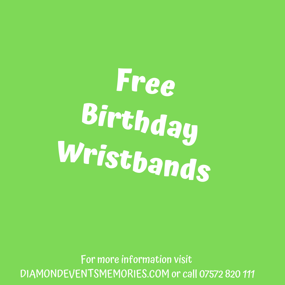 Celebrating your birthday the week of our Family Fun Days? You'll receive a FREE birthday wristband all of the attractions.  Remember to bring along your ID.   #DiamondEventsMemories #WAH4U #mechanicalbull #birthday #partyideas #bouncycastle #FunDay #Walthamstow #Londonpic.twitter.com/liSzyY4qno
