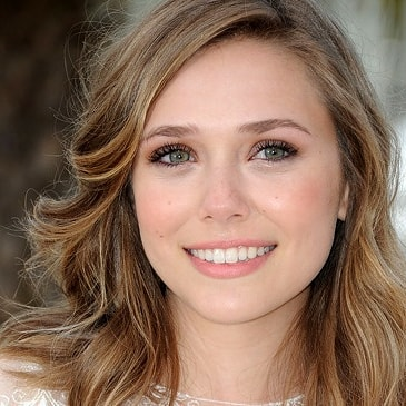 Happy 31st birthday to my favorite actress of all-time, Elizabeth Olsen