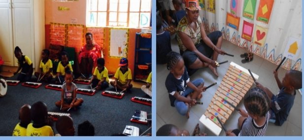 ...we see the value MUSIC adds to human development...  ...we are focusing on indigenous music instruments...  ...we are collaborating with different practitioners who play abo Marimba, Mbira, Umrhubhe, Isitolotolo, Djembe, Uhadi... pic.twitter.com/2cBCSoLATy