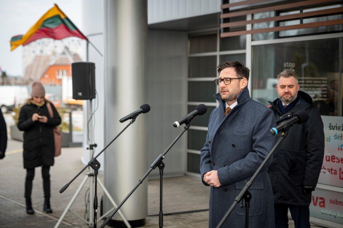 Inwestujemy w rozwój detalu na wszystkich rynkach, na których jesteśmy obecni. Ostatnio aktywnie działaliśmy na Słowacji, a teraz otwieramy nowe stacje na Litwie. Widzimy tu duży potencjał - w 2019 nasza sieć 🇱🇹 osiągnęła rekordowy poziom sprzedaży paliw i marży pozapaliwowej.