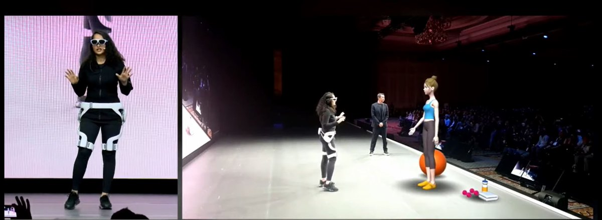 [CES 2020 Keynote] Trek the Himalayas From Home AR Fitness with GEMS │Samsung https://www.youtube.com/watch?time_continue=366&v=UnKod-Brv1c&feature=emb_logo…pic.twitter.com/Wt4EI5vpTW