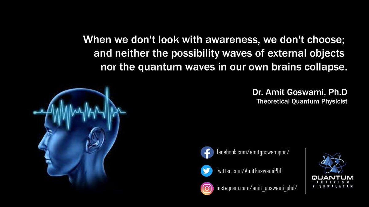 #AmitGoswamiPhD #QuantumPhysics  #QuantumActivismVishwalayam #QuantumSciencepic.twitter.com/LmmvM1RwiK