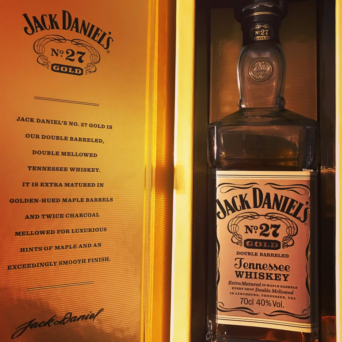 Something different and very nice too  - @JackDanielsUK @JackDaniels_US  #goldenknights  #sudburywhiskyclub #jackdaniels #jackdanielswhiskey pic.twitter.com/3dTBVwpXLH