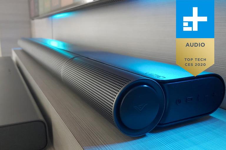 Звуковая панель Vizio Elevate стала безусловным открытием CES 2020. Кроме потрясающего качества звука, эта модель обладает множеством ключевых функций: pic.twitter.com/nn9Y5E9D54