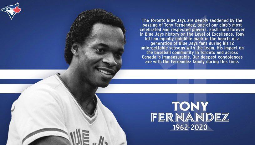 Tony Fernandez dead at 57