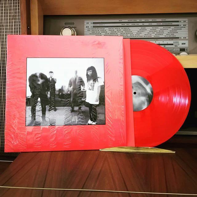 """JUST MUSTARD // Wednesday (2nd pressing red 12"""" vinyl) @justmustard #justmustard #Wednesday #vinyl #vinyladdict #vinyladdicted #addictedtovinyl #vinylcollection #vinylcollector #record #recordcollector #recordcollection #recordaddict #recordaddicted #add… https://ift.tt/2SwHLVqpic.twitter.com/rvTtBcBfJj"""
