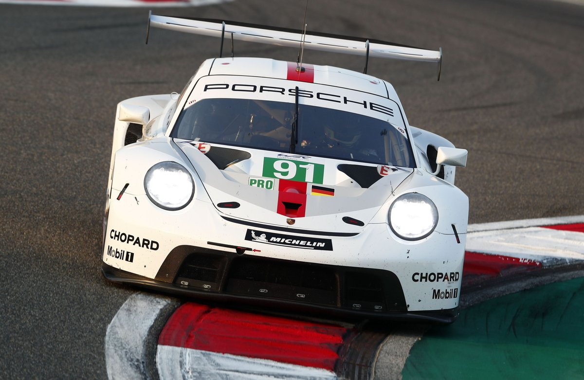 #WEC - The first @FIAWEC race of the decade gets underway at @COTA in one week! #Porsche #911RSR