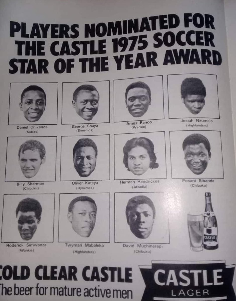 Going down memory lane.I have heard of these names and coudnt see them in action.Many share my predicament.We need these luminaries to be our stadia names,street names,mall names.Anything that you may imagine.Lets tell our football story.@archietiniesha @cepho13 @milton_j_ncube