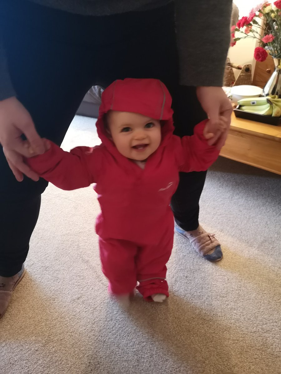 When storm Dennis arrives out comes the wet weather suit!   Evie absolutely loves the wind blowing in her face.   Have you managed to get out and about?  #baby #babies #dad #dadsoftwitter #dadblogger #thedadnetwork #dadblog #babiesofinstagram #dorsetparents #family #parentspic.twitter.com/7Fm1E8wsSS