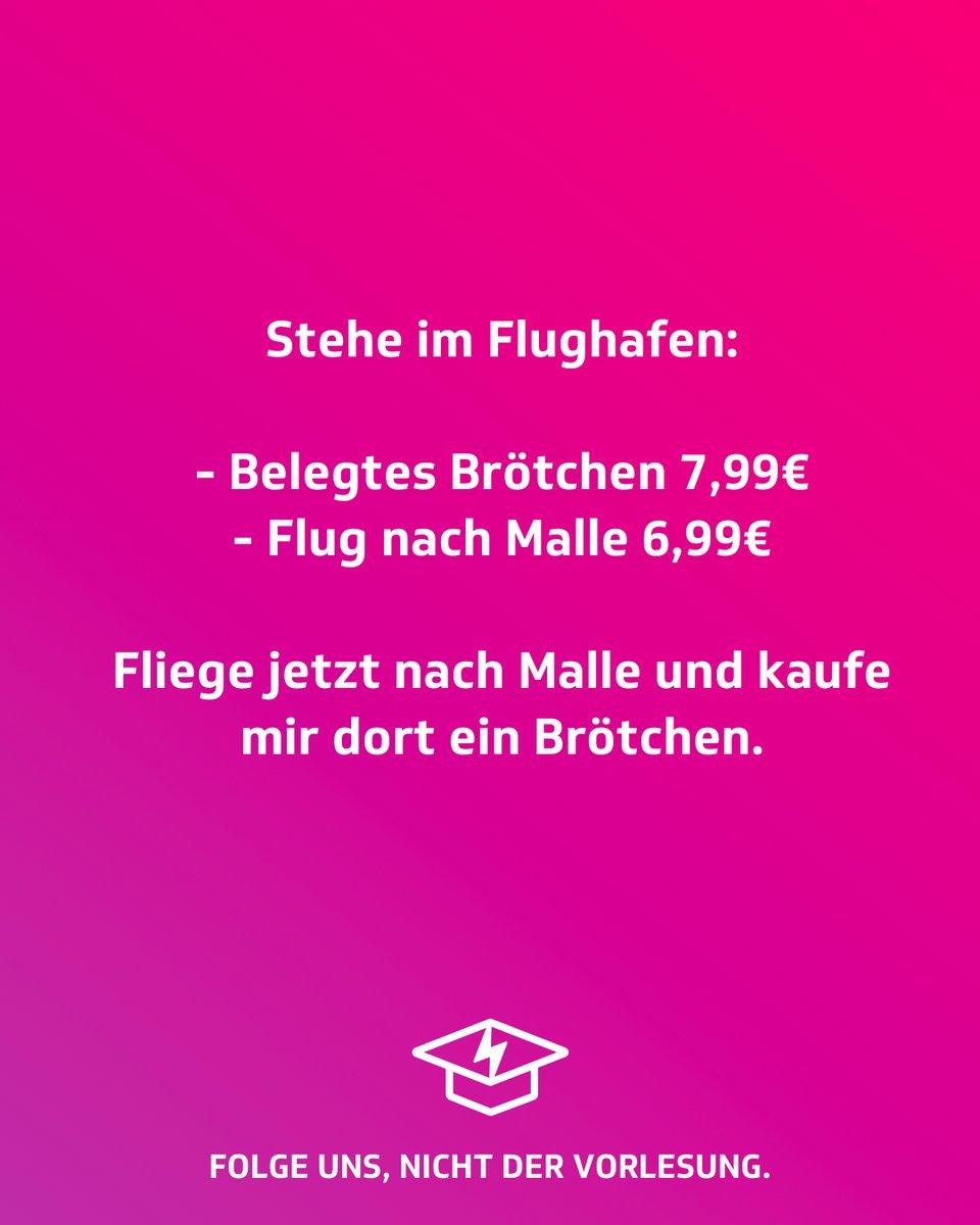 #Howdareyou  #studentenstoff #studentenleben #studentenprobleme #semesterferien #hausarbeit #lernen #jodel #jodeldeutschland #jodelapp #semesterstart #unistart #vorlesung #lustigesprüche #witzigesprüche  #lustig #lachen #witzig #lächeln #freude  #flug #flughafen #flügepic.twitter.com/LSL6GI13j6