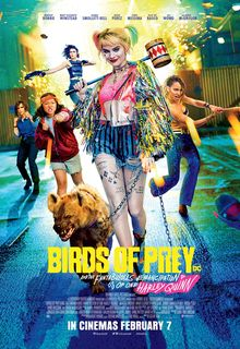 Who agrees Birds of Prey is better than Sonic The Hedgehog?