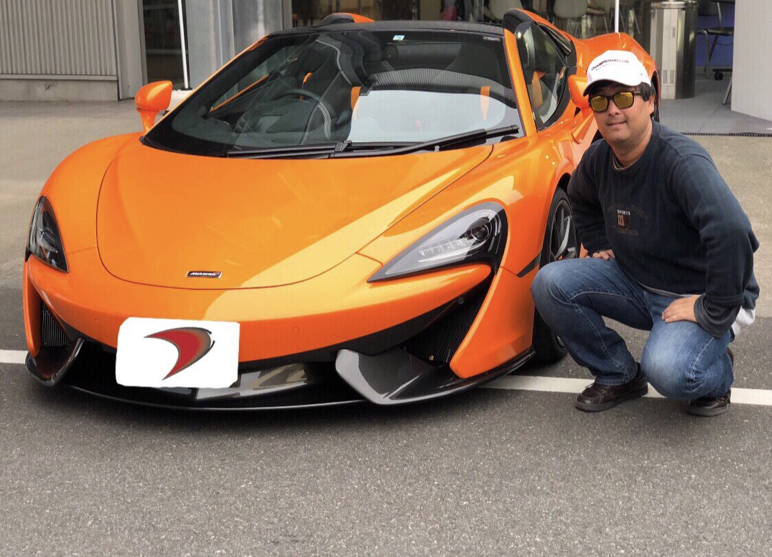 @McLarenF1 @McLarenAuto Such a cool colour scheme @McLarenF1 🧡💙It could be if you use this for #F1PirelliHotlaps this year👍I love this combination with papaya of 720S! https://t.co/4DhIz8ahdf