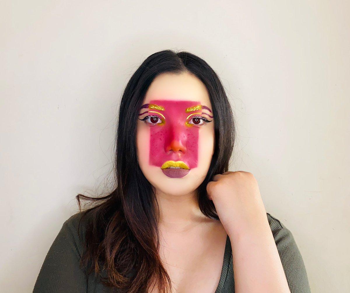 💖💛 . . #Trending #makeup #jamescharles #MorpheBabe #Morphe #muaunderdogs #JeffreeStarCosmetics #makeuplover #beauty #MyWinnerAsim #AsimDeservesTrophy #BiasedBiggBoss13