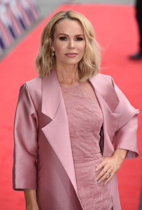 Happy birthday to the perfect MILF Amanda Holden!
