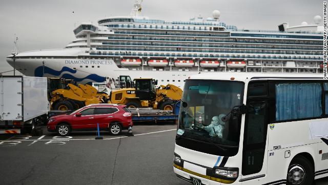 Italian Foreign Minister Luigi Di Maio announces his government is planning to bring back 35 Italians currently quarantined on the Diamond Princess cruise in Japan due to the coronavirus outbreak. Follow live updates: https://cnn.it/2UXTvBY
