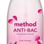 Image for the Tweet beginning: Method surface cleaner x 8