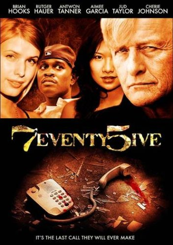 Any one seen 75 (dead tone)? It had Brian Hooks, @AntwonTanner, @cheriejohnson75 and Rutger Hauer. Did you know after the movie 75 Rutger died at the age 75? It's a movie where a prank phone call has deadly consequences for a group of college students at a mansion.pic.twitter.com/Rtyniw8YAS