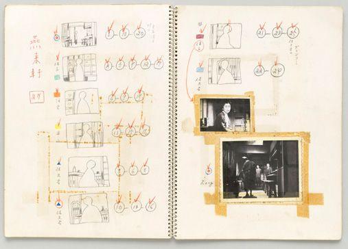 Ozu's storyboards for the An Autumn Afternoon (1963)...  #filmtwitter #film #Ozu #storyboards #japanesecinema #cinemapic.twitter.com/Y9cJGwkHJO