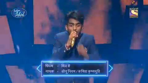 #RhythmicRidham's outstanding performance has secured him a place in the #Top5. Show your love & support, and vote for him. Watch #IndianIdol11 Sat-Sun at 8 PM. @iAmNehaKakkar @VishalDadlani #HimeshReshammiya #AdityaNarayan @kalyanRidham