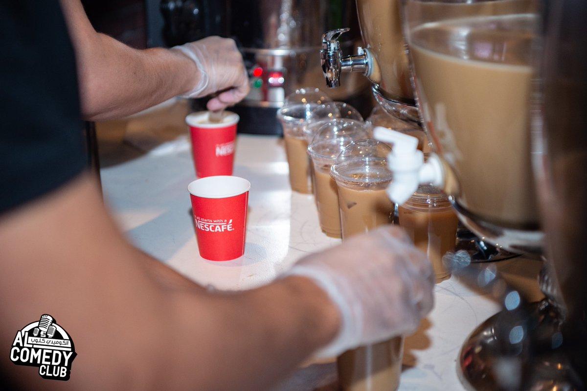 قهوة كلاسيك وبالنكهات المتنوعة مو بس كدا باردة وحارة كمان ... كل الخيارات متاحة مع رعاتنا #نسكافيه في كل العروض @nescafearabiapic.twitter.com/I3U3hCT2sm