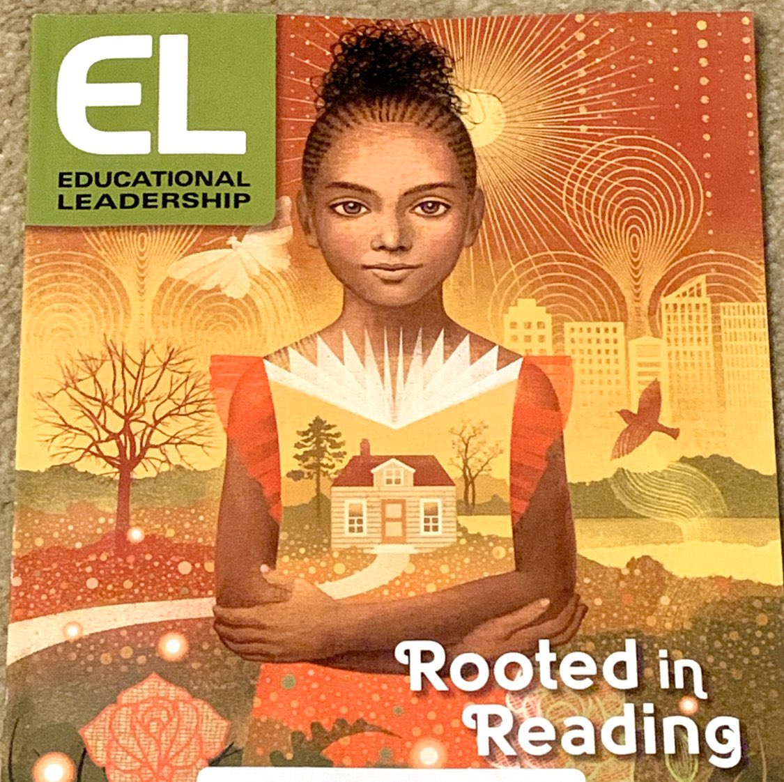 """At my previous high school, our interview committee asked all candidates, 'What are you reading?' and then followed up with, 'What are you learning from that reading that you can bring to your classroom?'"" @pennykittle @ELmagazine https://t.co/EOtxE45sSx"